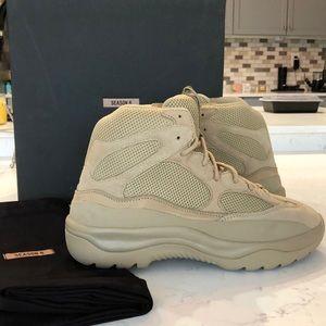 NIB Yeezy Men's Desert Boot sz47